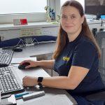 Daniela Schuster Assistenz der Geschäftsleitung im Objektschutz